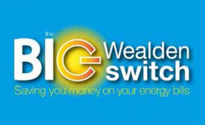 The Big Wealden Switch. Saving you money on your energy bills